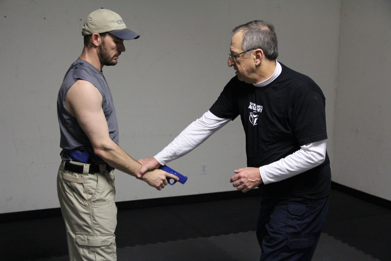 The Essentials of Handgun Retention for Open Carry