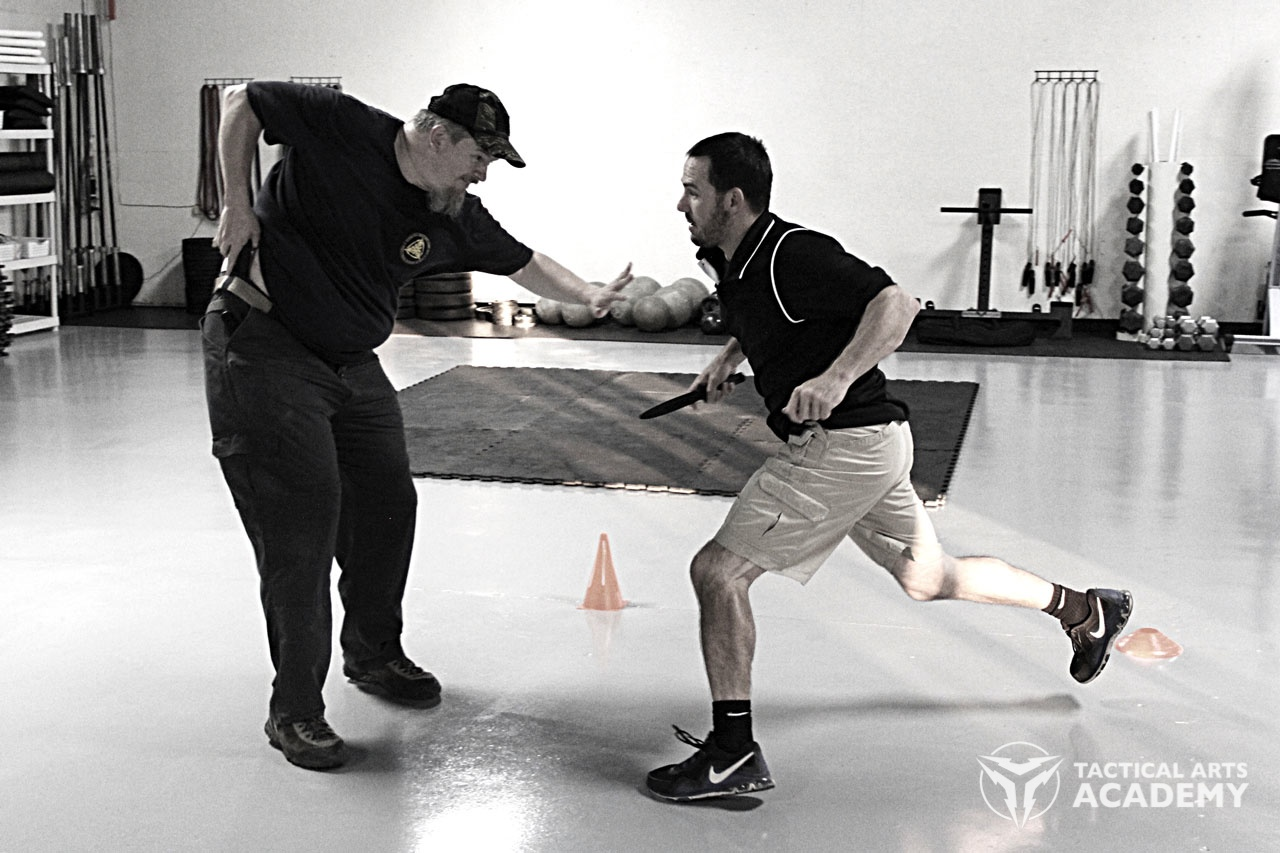 The Dynamics of Edged Weapon Attacks