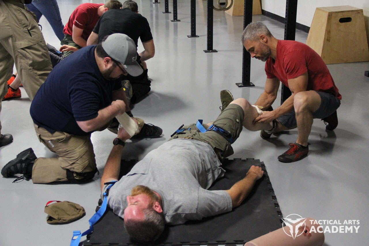 Emergency First Aid for Self Defense