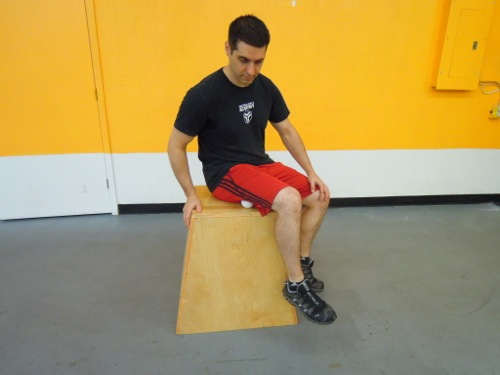Mobility - Hamstring Smash and Floss