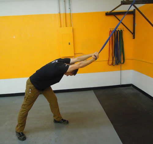 Mobility - Banded Overhead Distraction