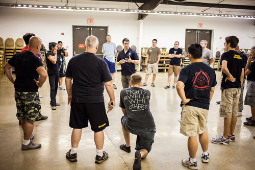 Tactical Arts Seminars